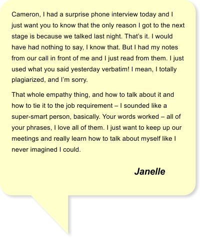 janelle quote