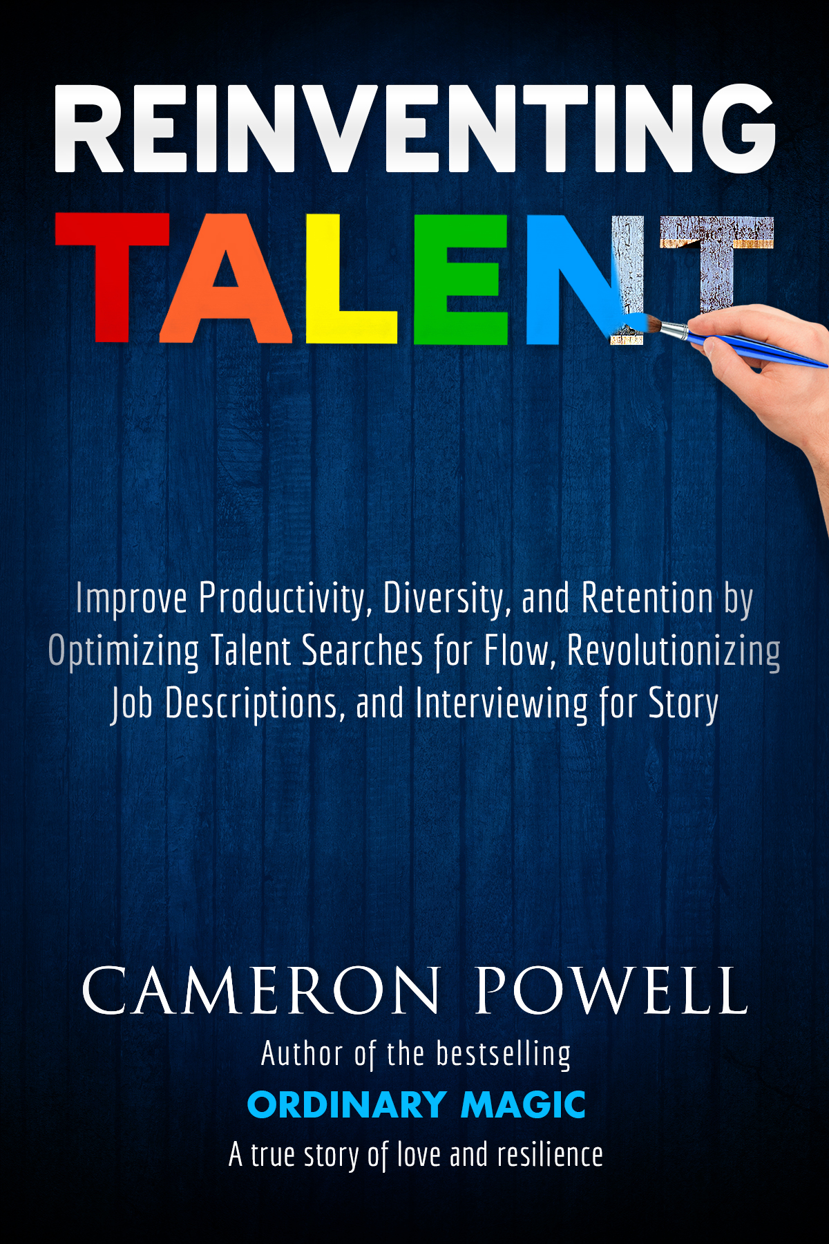 Reinventing Talent book cover